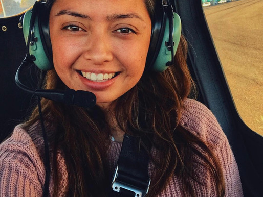 Pilot Angelyn: