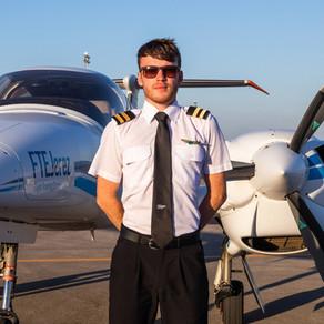 Pilot Isaac Shenoy:
