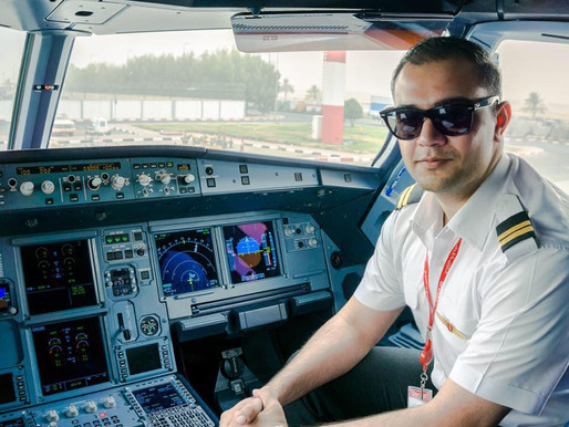 Pilot Kurush: