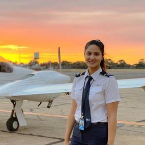 Pilot Lavanya: