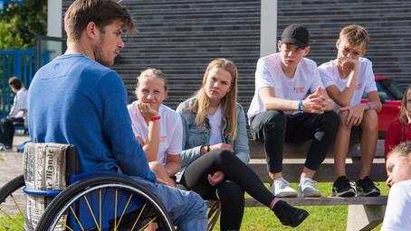 Utrechtse talenten inspireren elkaar op speciale dag - deel 2
