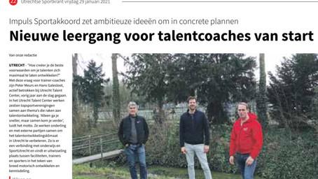 Leergang Talentcoach VOL! Wachtlijst begonnen.