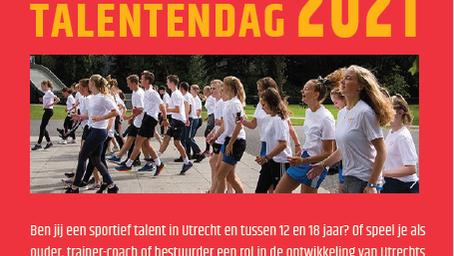 De Talentendag 2021: investeer in jezelf, investeer in je toekomst !