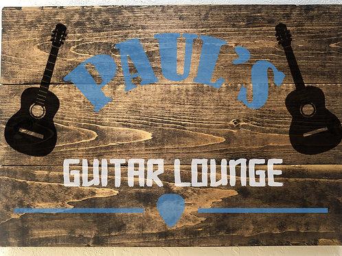 Guitar Lounge