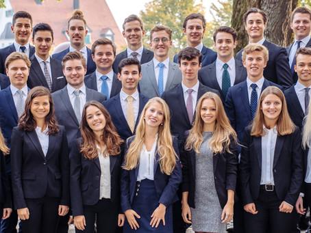ESPRIT St. Gallen 2018/19 stellt sich vor.