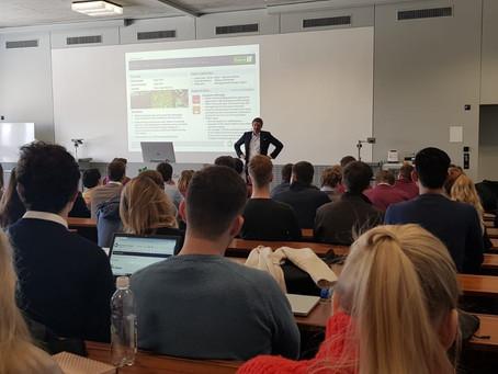 Back to the Roots – HSG Alumnus Urs Wietlisbach zu Gast in St. Gallen