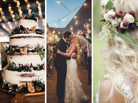 Advantages of having an Autumn wedding