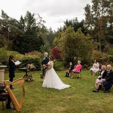 Loch Ness Country House Hotel wedding Oc