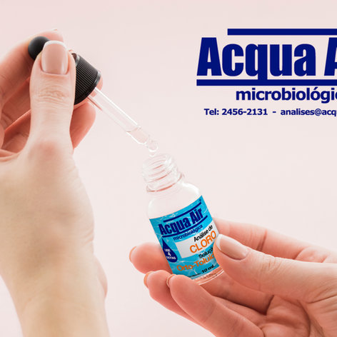 Acqua Air Microbiológica