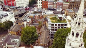 15 Clerkenwell Close - Historical Influences
