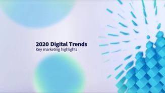 Adobe - Digital Trends - Key marketing highlights
