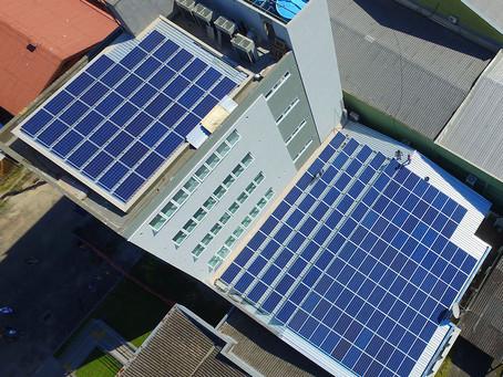 EPI e ARQSOFT finalizam projeto de edifício sustentável em Três Coroas