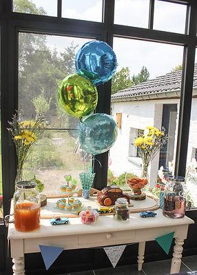 Organisation décoration animation anniversaire enfant