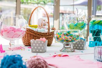 Organisation, décoration et créations pour babyshower