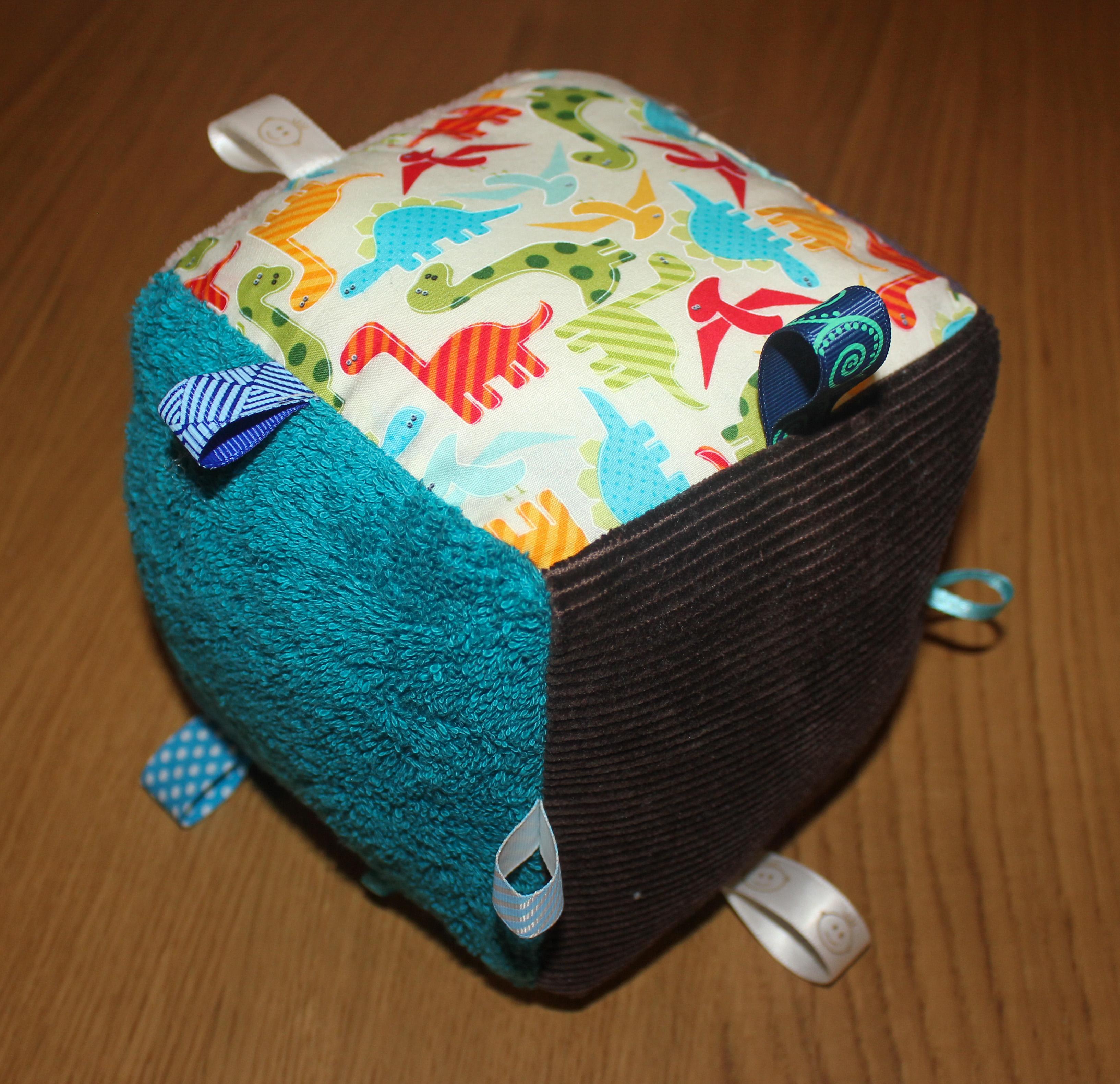 Cube à toucher