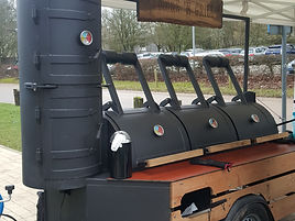 Smoke n' grill partenaire Your Big Day