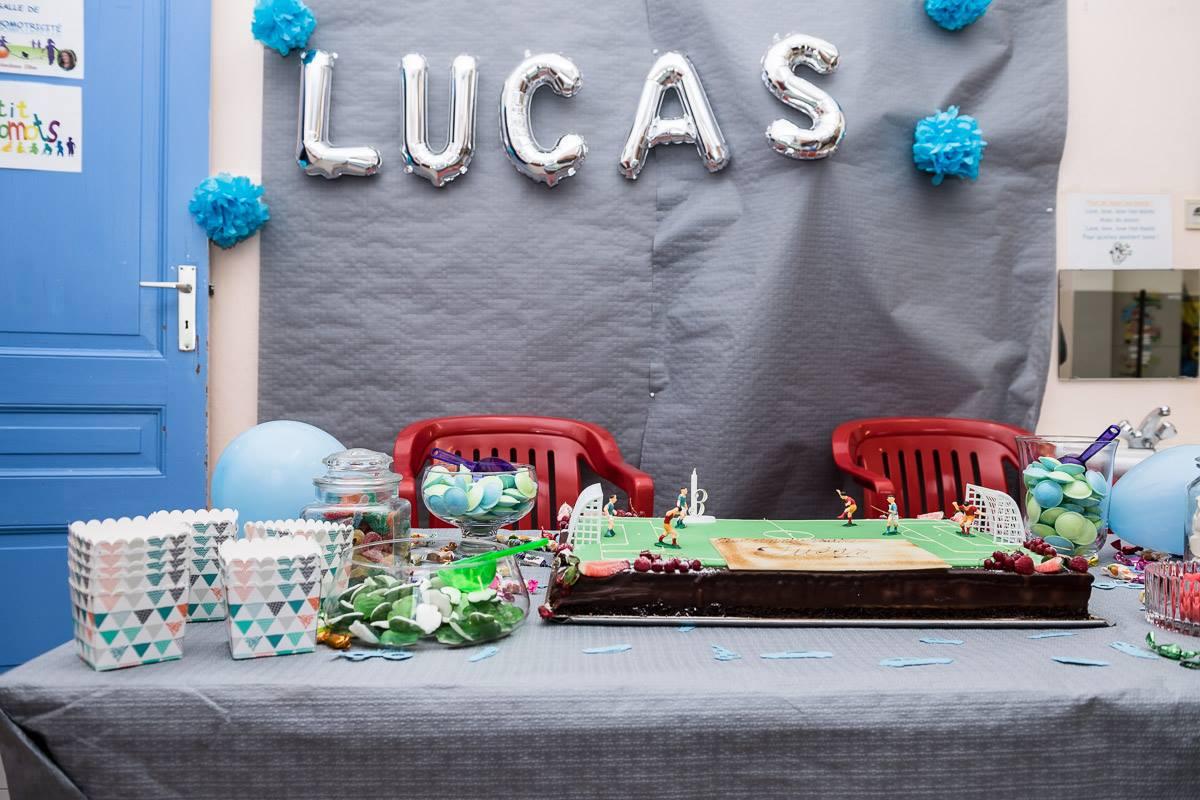 Candy Bar pour Lucas