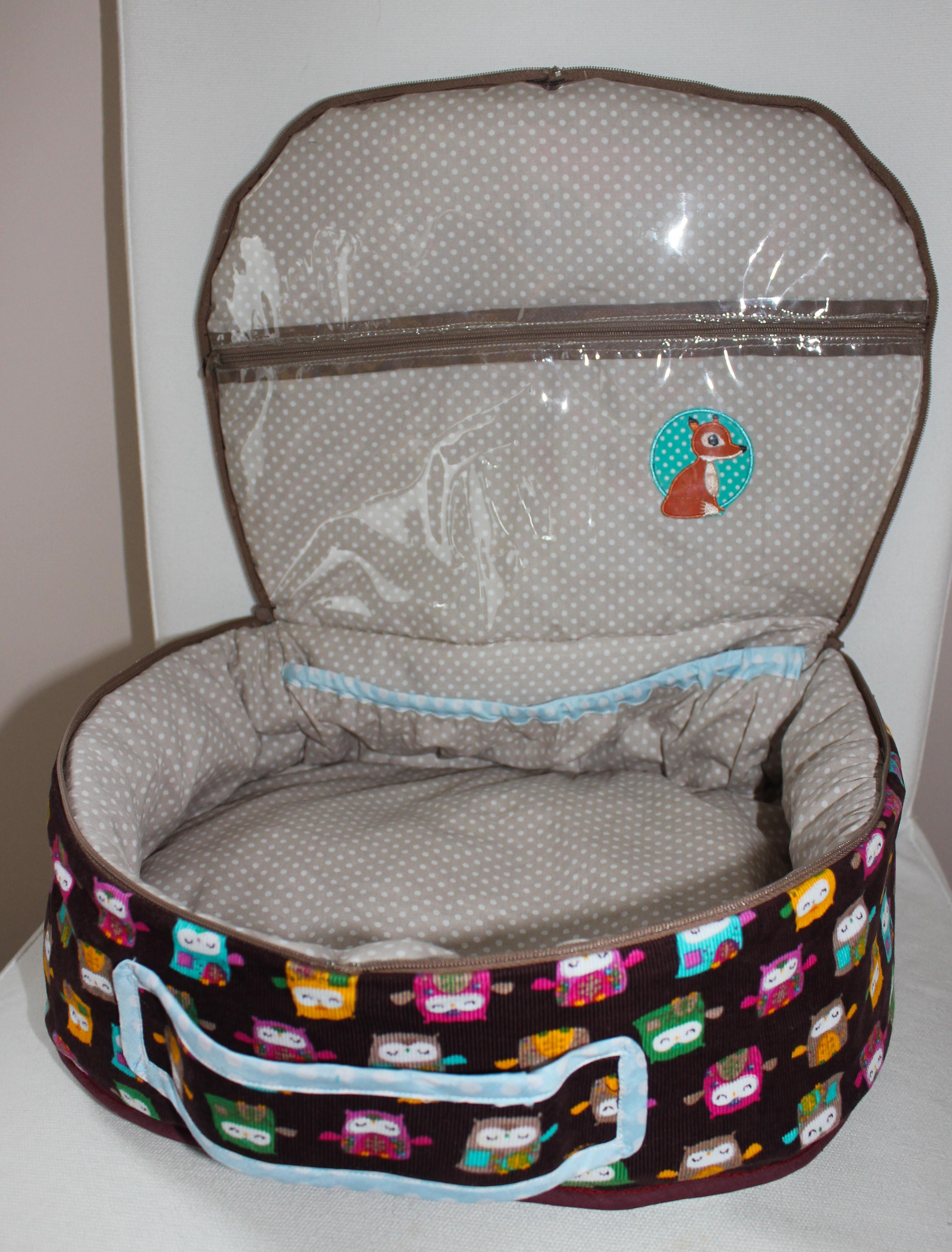 Valise pour bébé