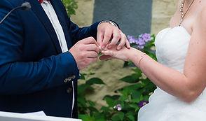 Mariage A & N thème contes de fée