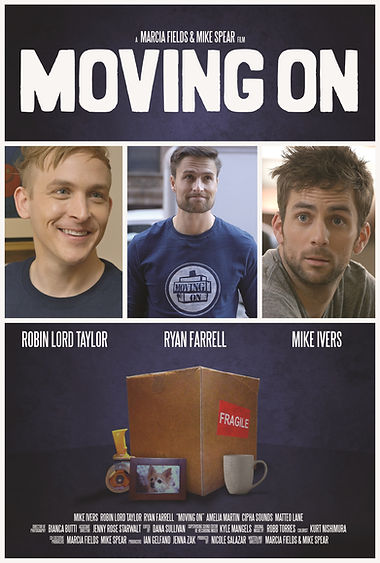 Moving On Official Poster