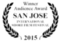 SJISFF Winner Audience Award