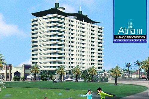 2 BHK 1370 Sqft apartment at Atria ,Thevara