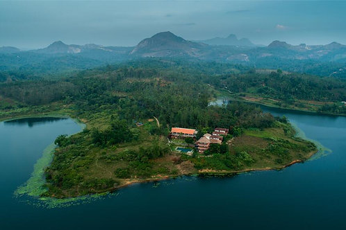 Beautiful luxury resort at Wayanad for sale