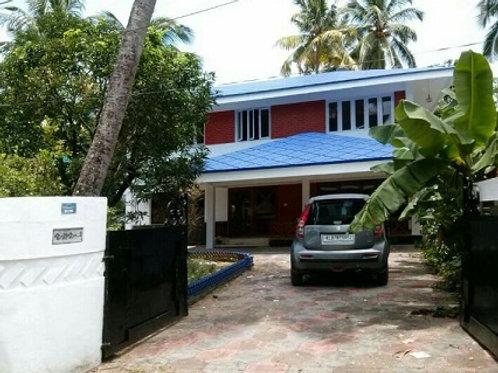 4BHK, 2200 Sqft House -Palluruthy