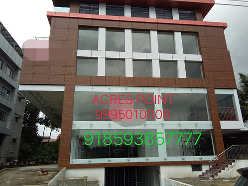 4000 sq ft Commercial Space at Edappally