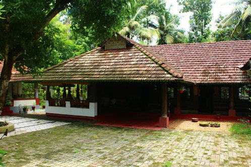 Old Traditional Kerala House For Sale