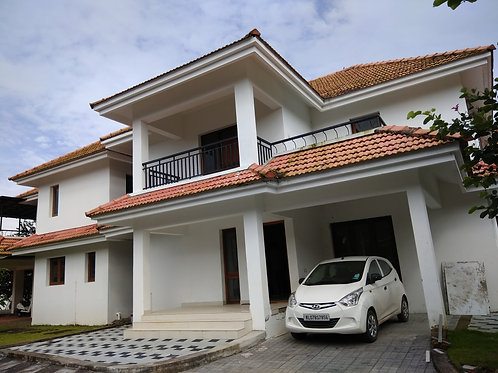3BHK villa at Kristal villas Kakkanad.