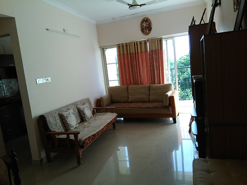 2 BHK 931 Sqft Apartment- Vennala