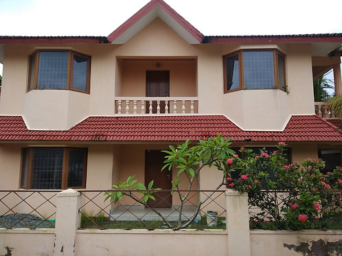 3 BHK 2000sqft Villa - Chilavannoor