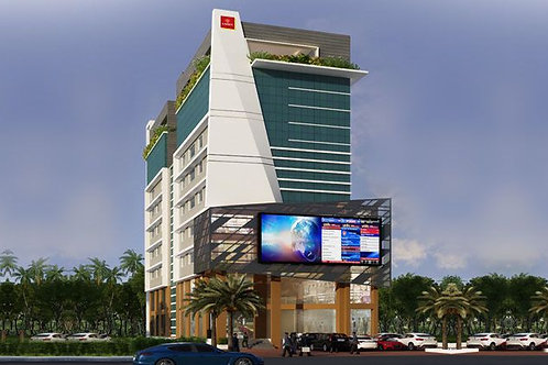 6957 sqft commercial space at Edappally