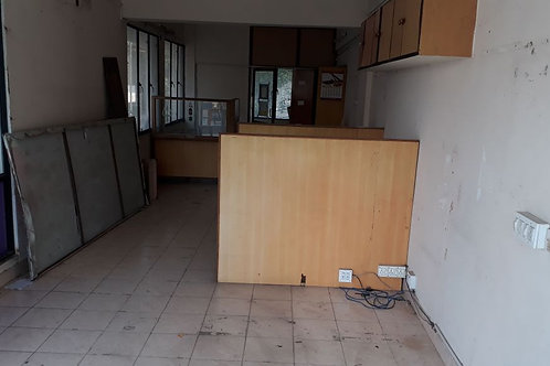 450 Sqft commercial space for rent at Ernakulam South