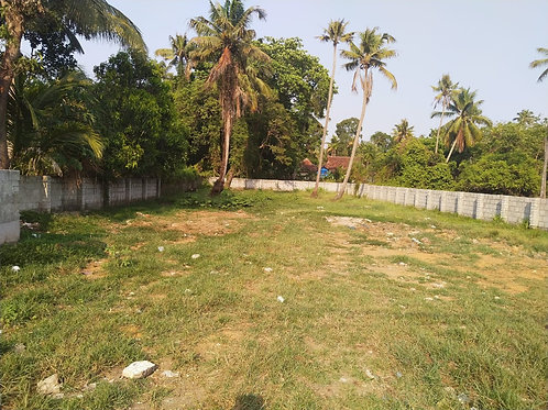 21.83 cents of beautiful residential land ideal for constructing a home