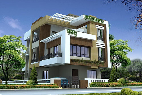 6 BHK House for sale at kaloor