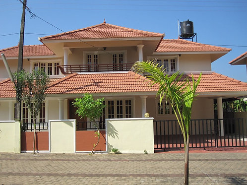 4 BHK 1700 sq ft fully furnished villa at Relcon Gardenia Kakkanad