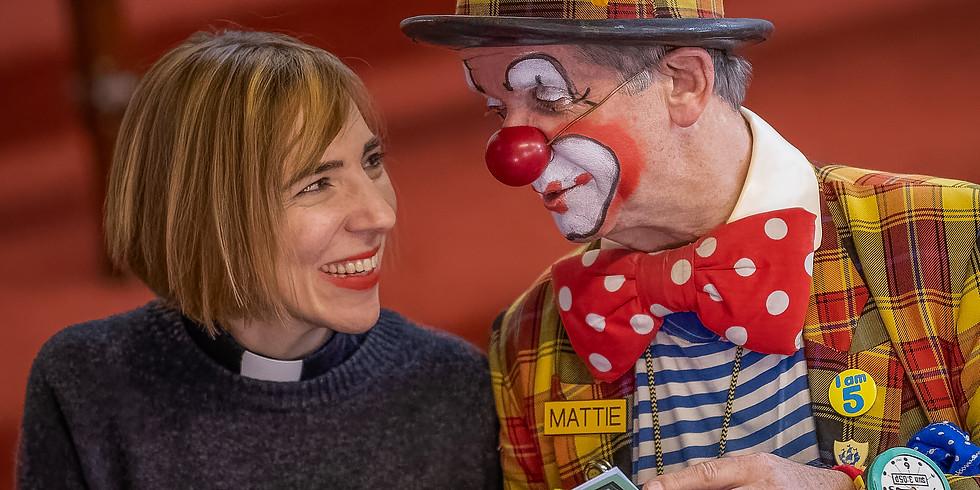 The Clowns International Grimaldi Service 2021