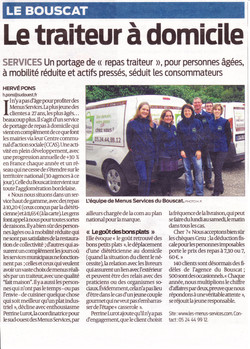Sud Ouest 21-10-2013