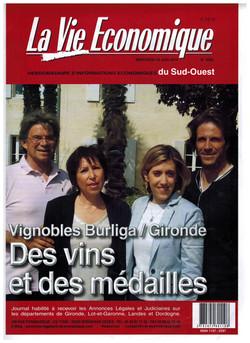 2014-06-18 La Vie Economique_LaUne