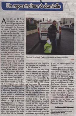 2014-03-28 Le Courrier de Gironde_Article 1
