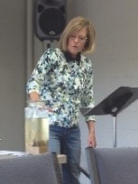 Speaking at IW Women's Retreat