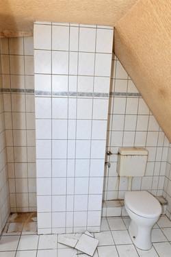 Einliegerwohnung - Bad
