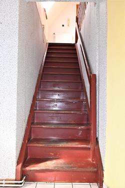 Einliegerwohnung - Treppe