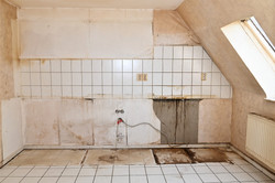 Einliegerwohnung - Küche