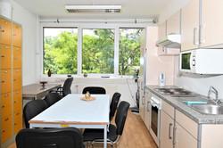 Küche/Pausenraum