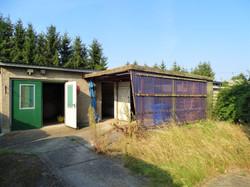 Werkstatt/Carport