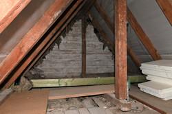 Einliegerwohnung - Dachboden