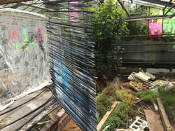 GLASGRÜN # installation Paradise